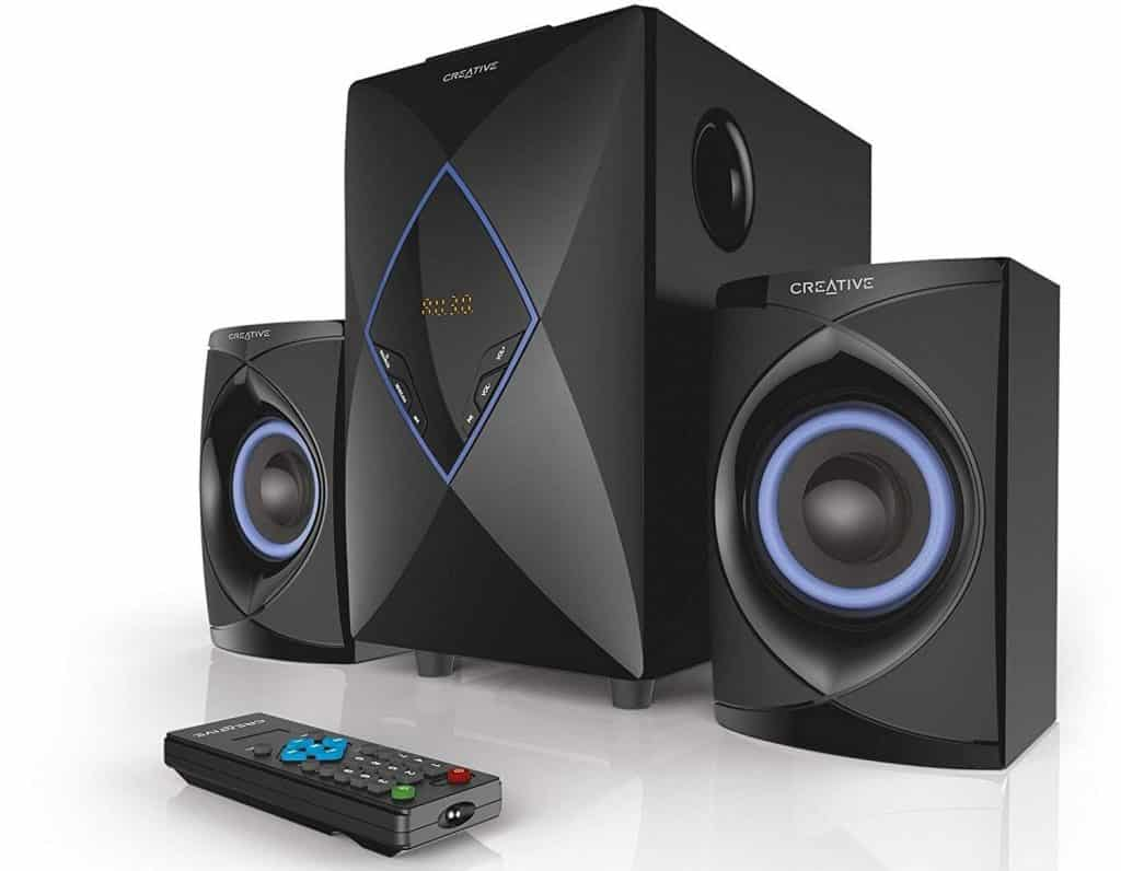 Creative SBS-E2800 2.1 High Performance Speakers System