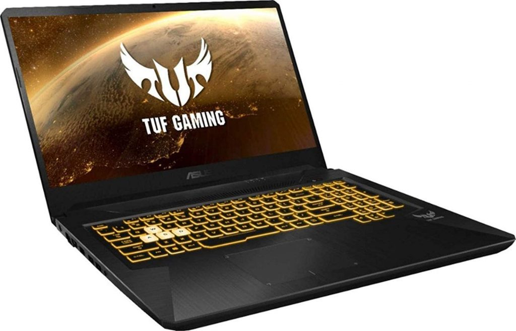 2020 ASUS TUF 17.3 Laptop