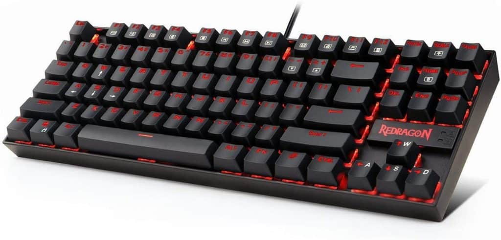 Best Tenkeyless Mechanical Keyboard: Top 10 Choices in 2020 1
