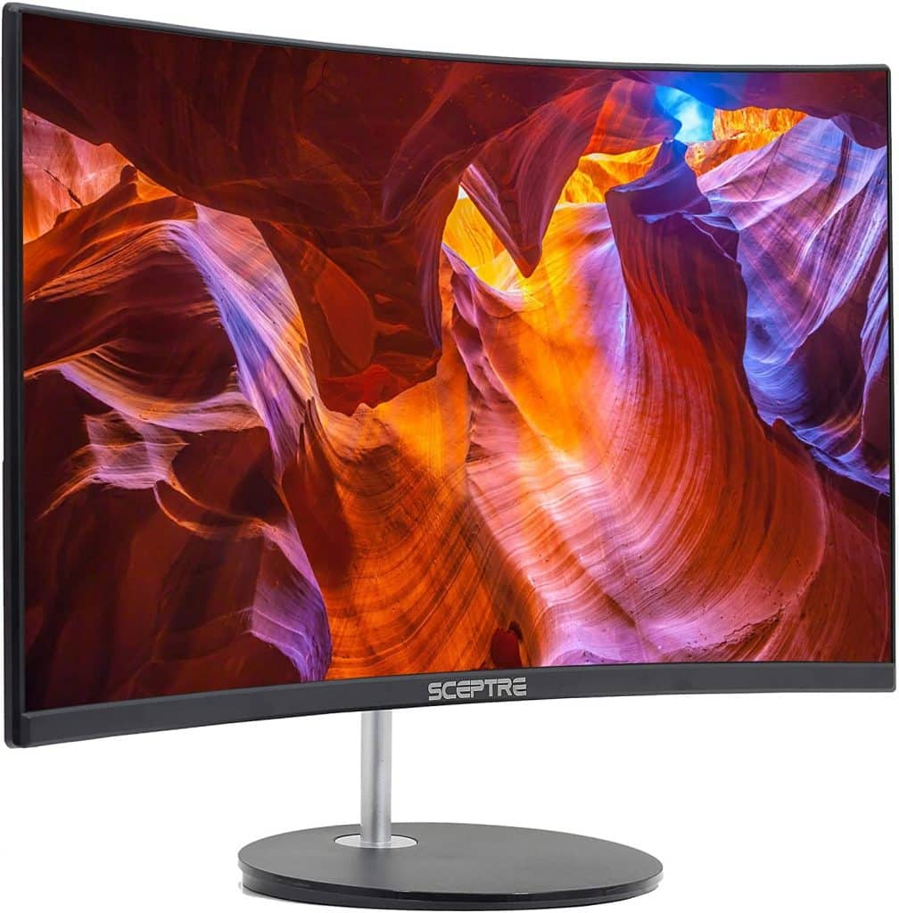 Sceptre C248W-1920RN 24-inch Gaming Monitor
