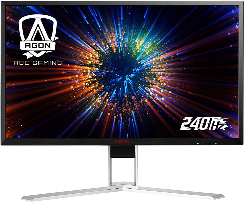 AOC AGON AG322QC4 31.5-inch Gaming Monitor