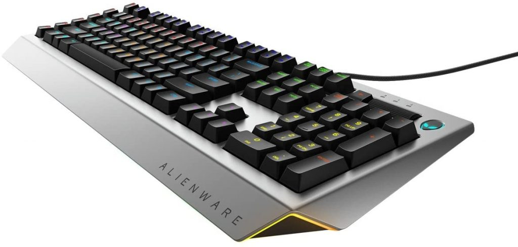 Dell Alienware Pro Gaming Mechanical Keyboard