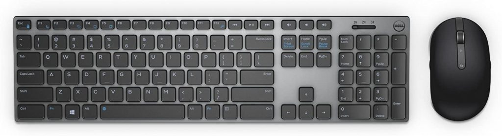 Dell LP KM717 Keyboard and Mouse combo