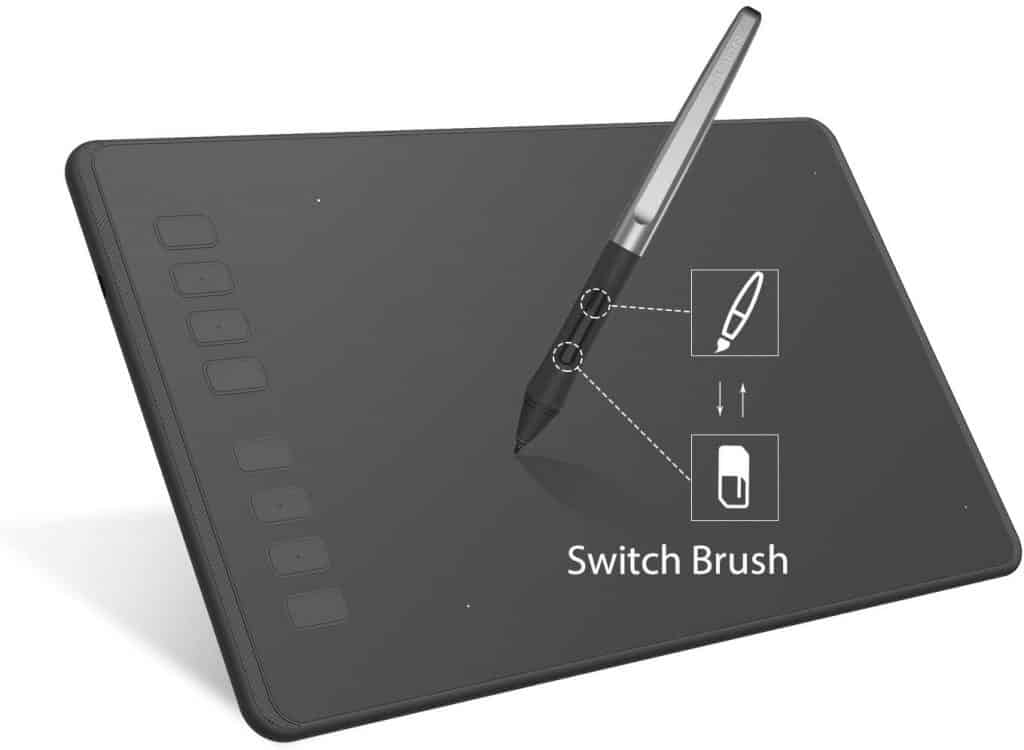 HuionInspiroy H950P Graphics Drawing Tablet