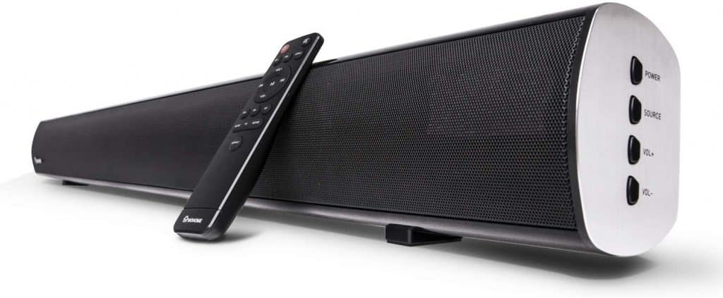 Wohome TV Sound Bar with Built-in Subwoofers