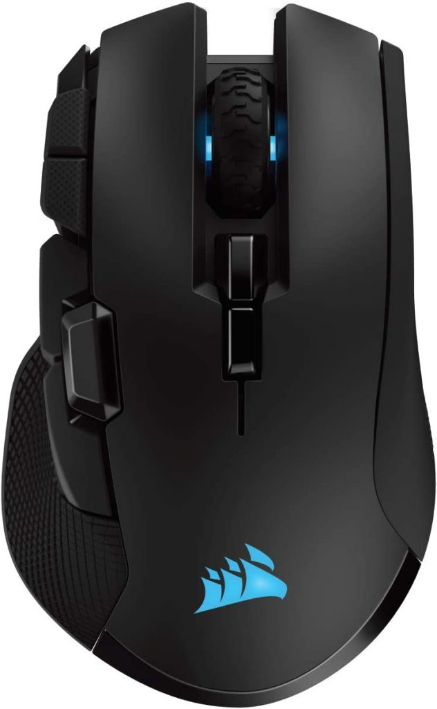 Corsair Ironclaw Wireless RGB Gaming Mouse