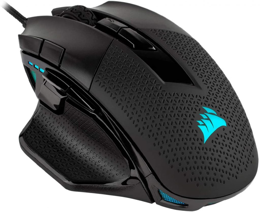 Corsair Nightsword RGB Performance Gaming Mouse