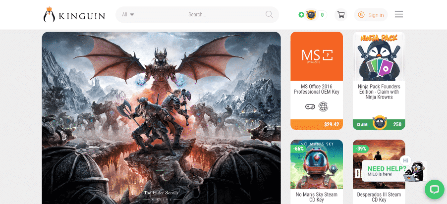 Is Kinguin Legit To Buy Games, Windows Or Other Software Keys? Our Unbiased Review 2