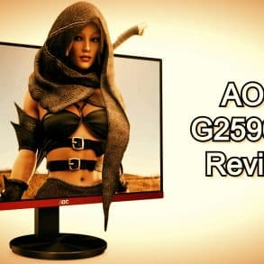 AOC G2590FX Review