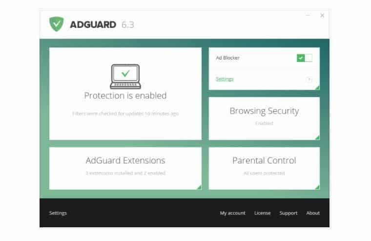 How does AdGuard work
