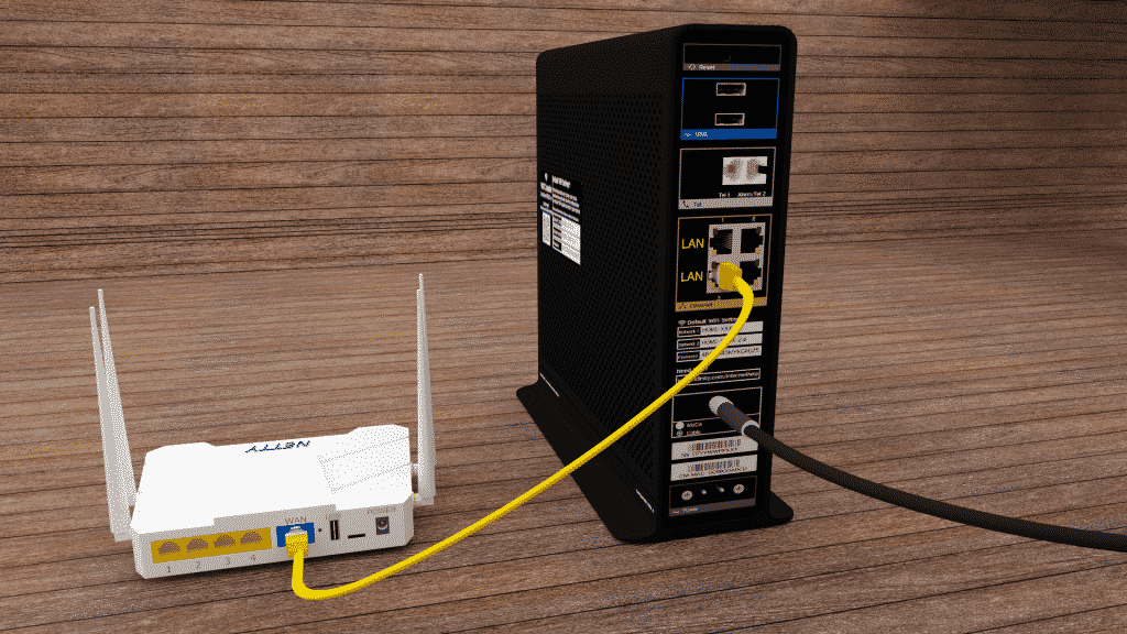 setup your modem and router with Comcast