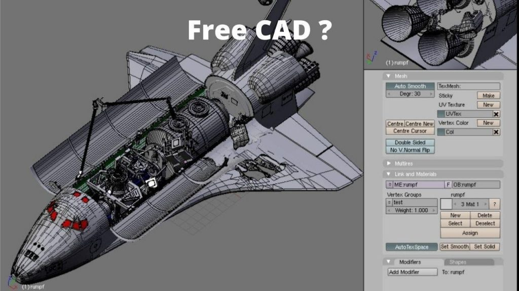 Is CAD free