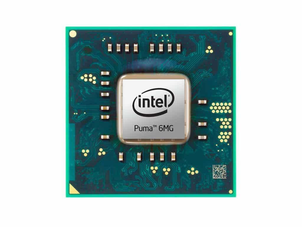 Intel Puma 6 chipset