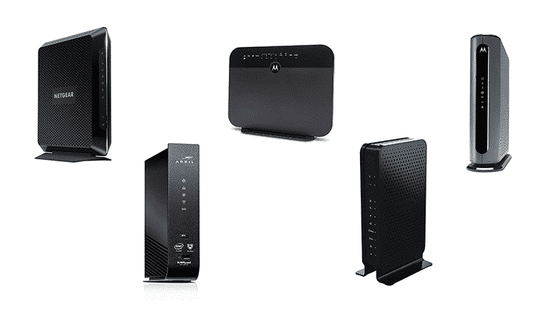 Modem Router Combo for Cox