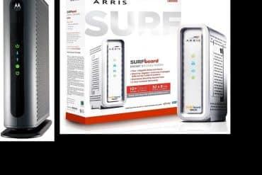 Arris SB8200 vs Motorola MB8600